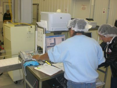 True Blue Processing is located in Bangor, Mi.